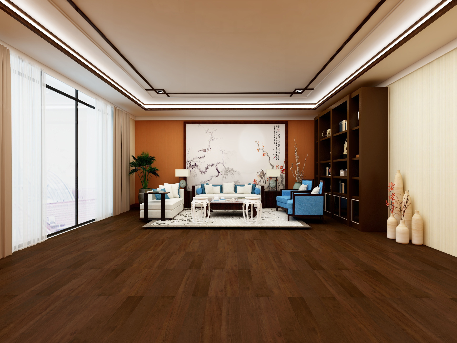 Walnut Sample Parkay Floors