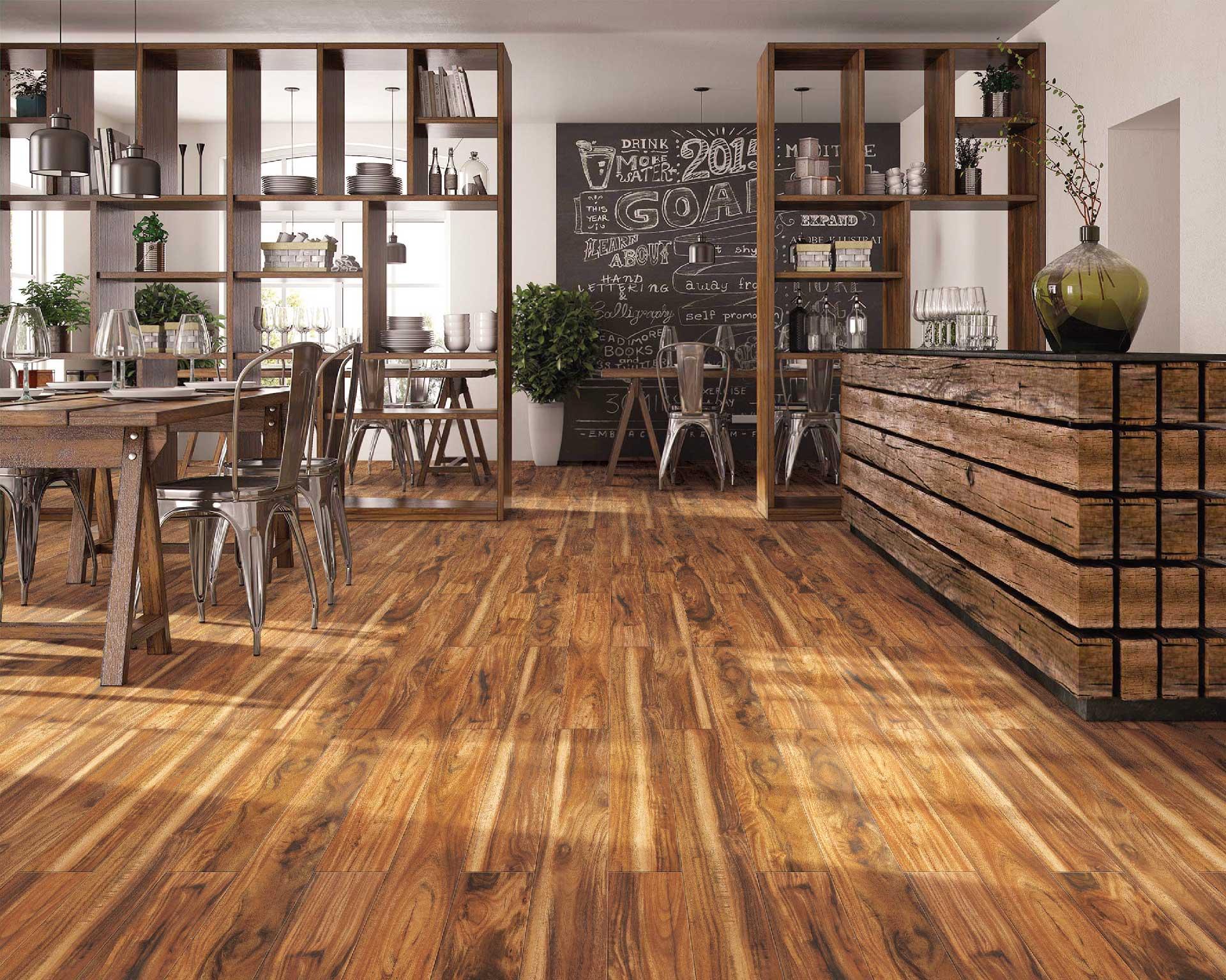 Natural Acacia Wr Parkay Floors