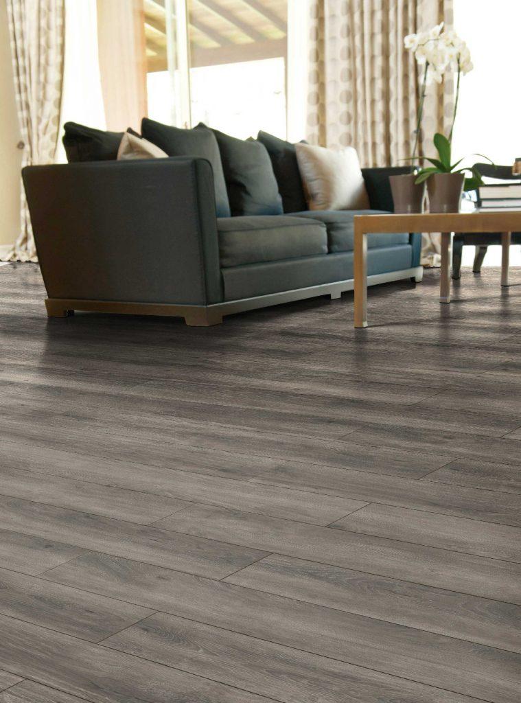 Aluminum Gray Parkay Floors