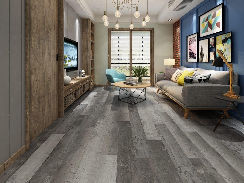 Cement Parkay Floors