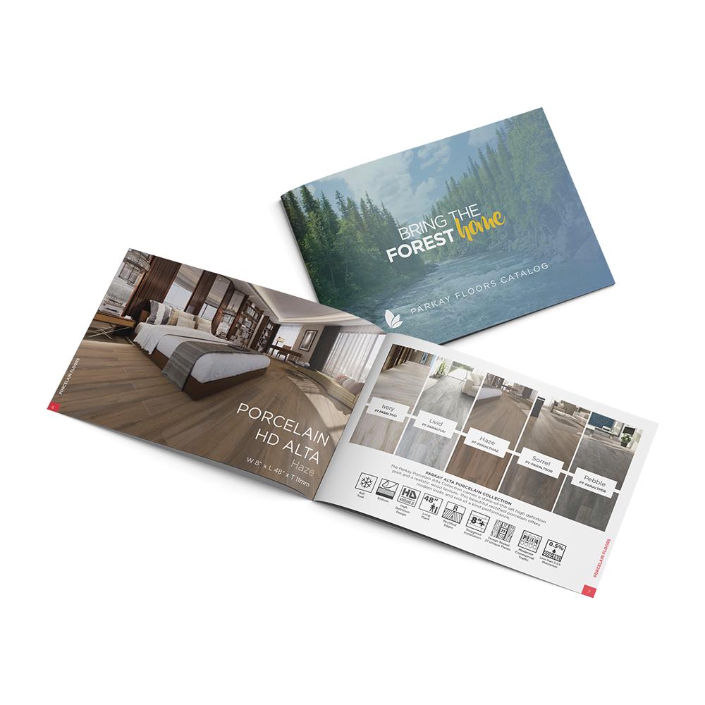 2019 Parkay Catalog Parkay Floors